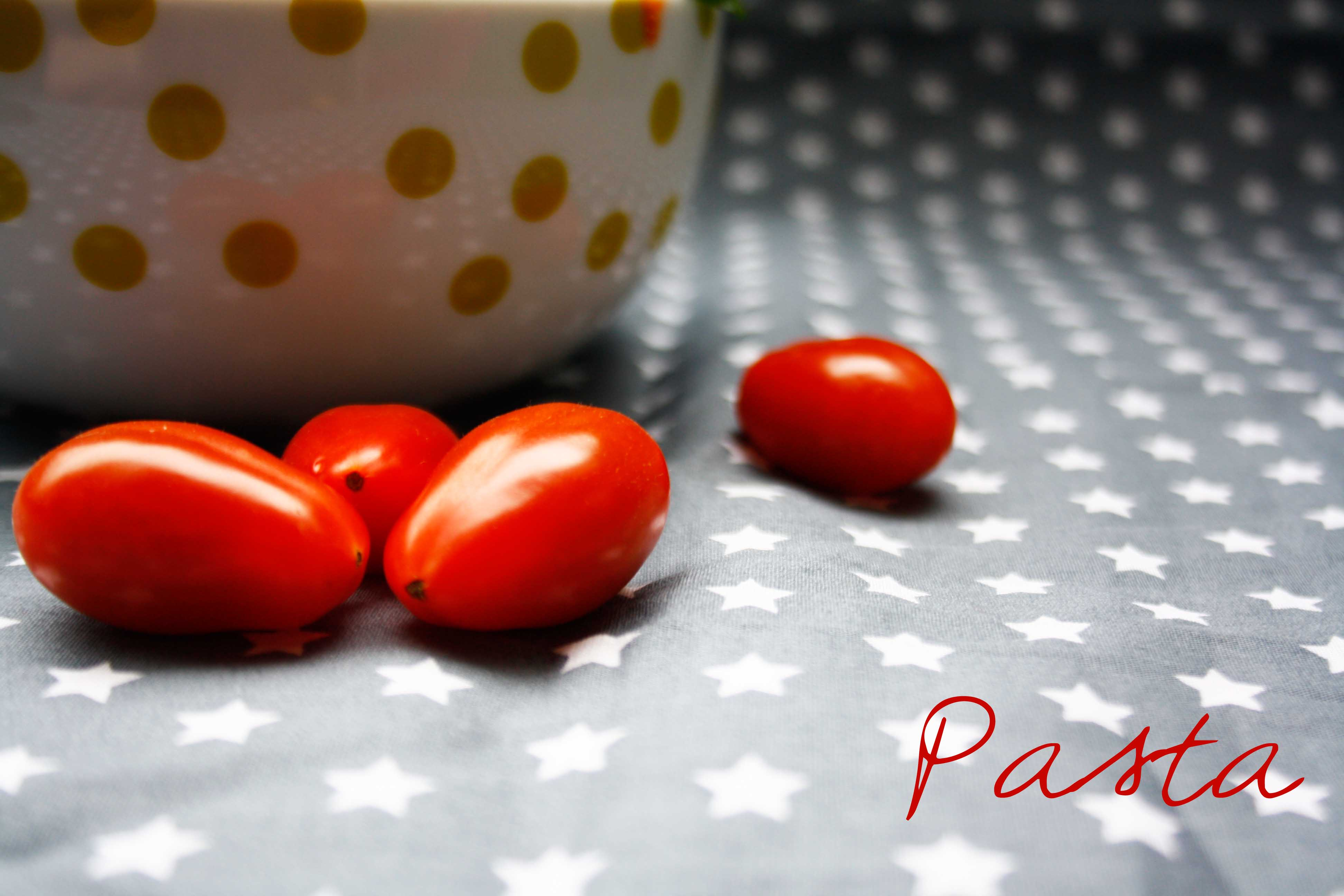 Pasta mit rotem Pfeffer // Pasta with red pepper by http://babyrockmyday.com/pasta-mit-rotem-pfeffer/
