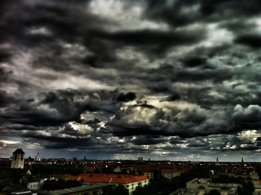 Sturm und Gewitter Berlin