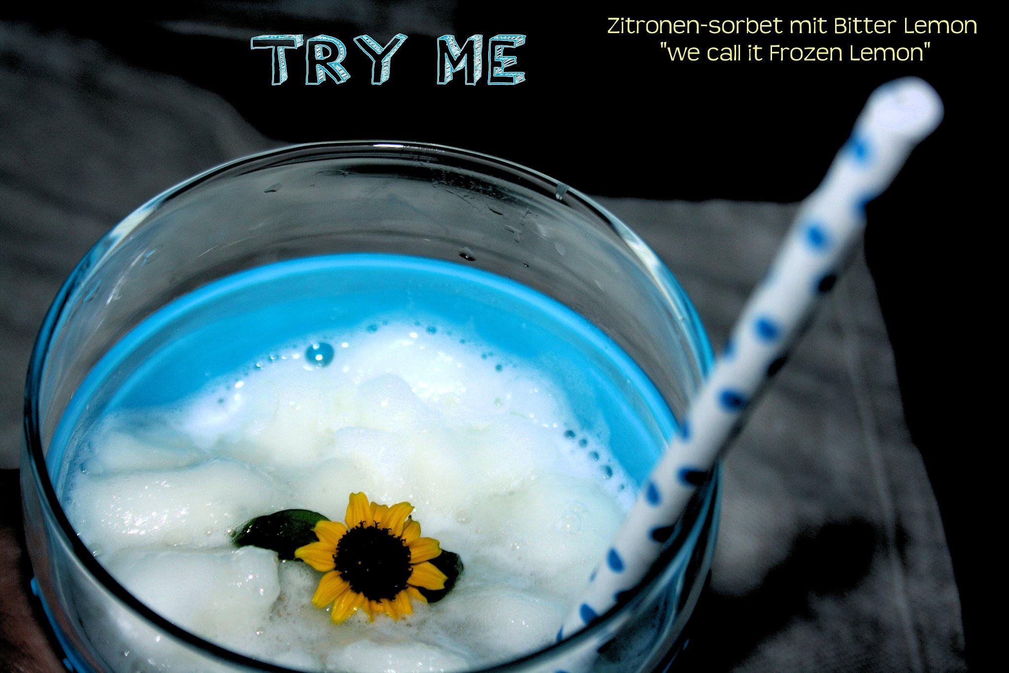 Frozen Lemon