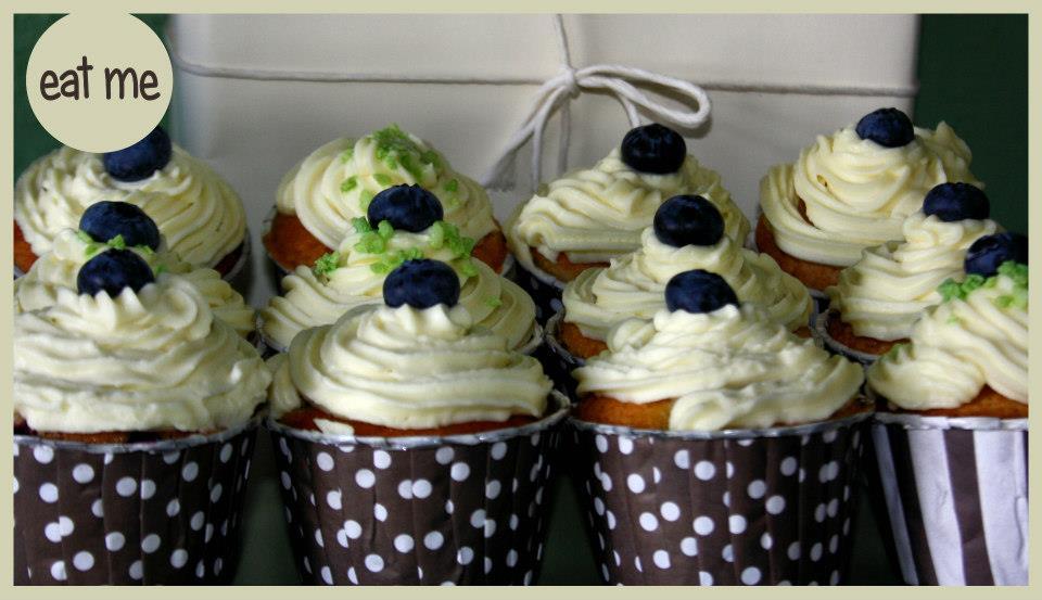 Blauberrs-Muffins mit Frischkäse-Topping babyrockmyday