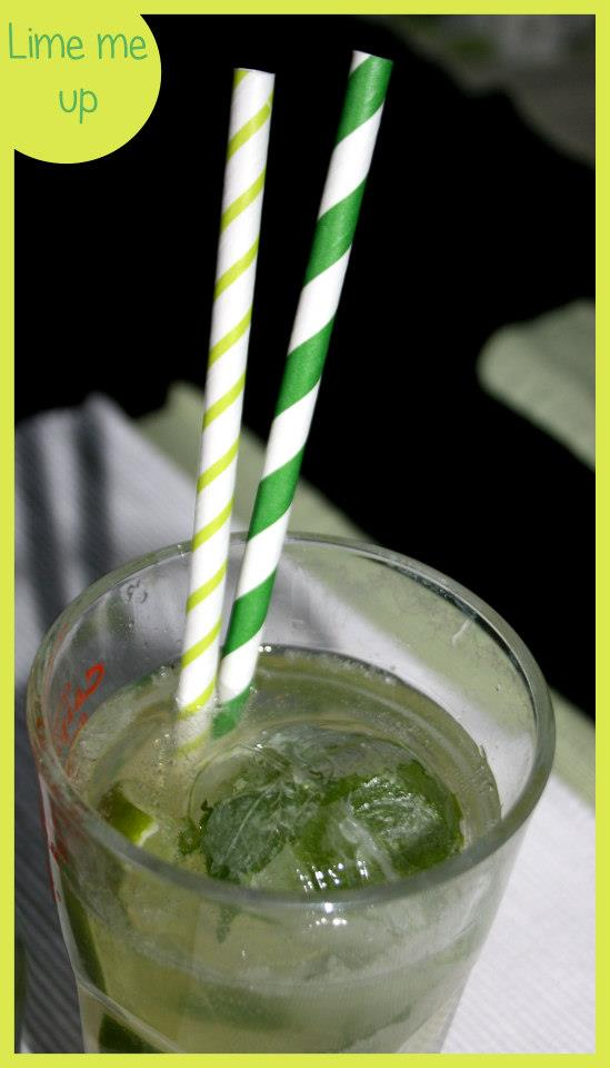 Lime Secco Drink by http://babyrockmyday.com/lime-secco/