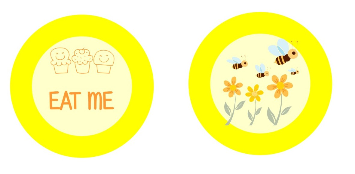 Bienen-Topper