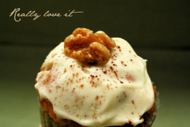 Karotten-Nuss-Muffins // Muffins with carrots and nuts by http://babyrockmyday.com/karotten-nuss-muffins/
