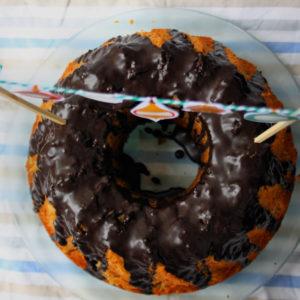 Weihnachtskuchen // the ultimate Christmas Cake by http://babyrockmyday.com/weihnachtskuchen/