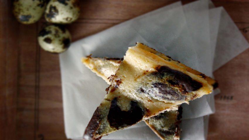 Cheesecake Brownies by http://babyrockmyday.com/cheesecake-brownies/