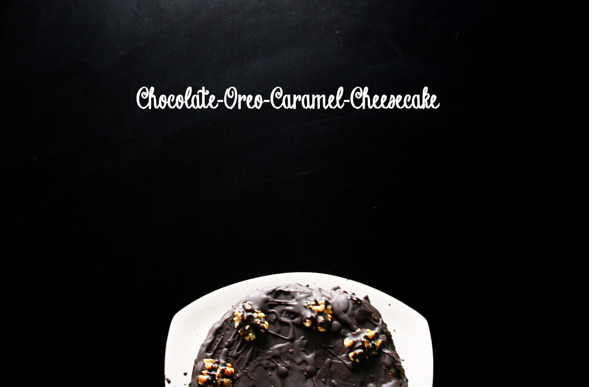 Chocolate-Caramel-Oreo-Cheesecake by http://babyrockmyday.com/chocolate-caramel-oreo-cheesecake/