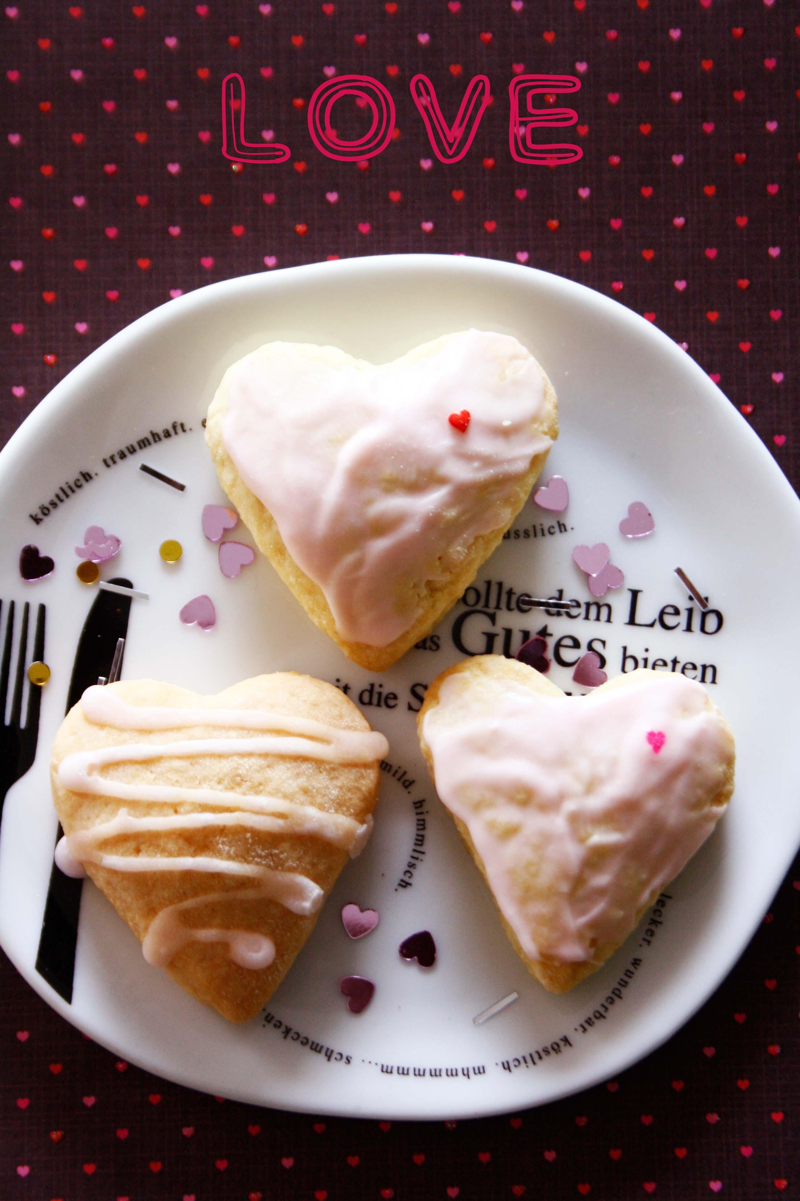 ♥ Happy Valentinstags-Gedöns♥