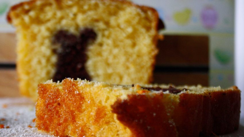 Orangen Marmorkuchen // Marble cake with orange by http://babyrockmyday.com/orangen-marmorkuchen/ Orangen Marmorkuchen // Marple cake with orange by http://babyrockmyday.com/orangen-marmorkuchen/