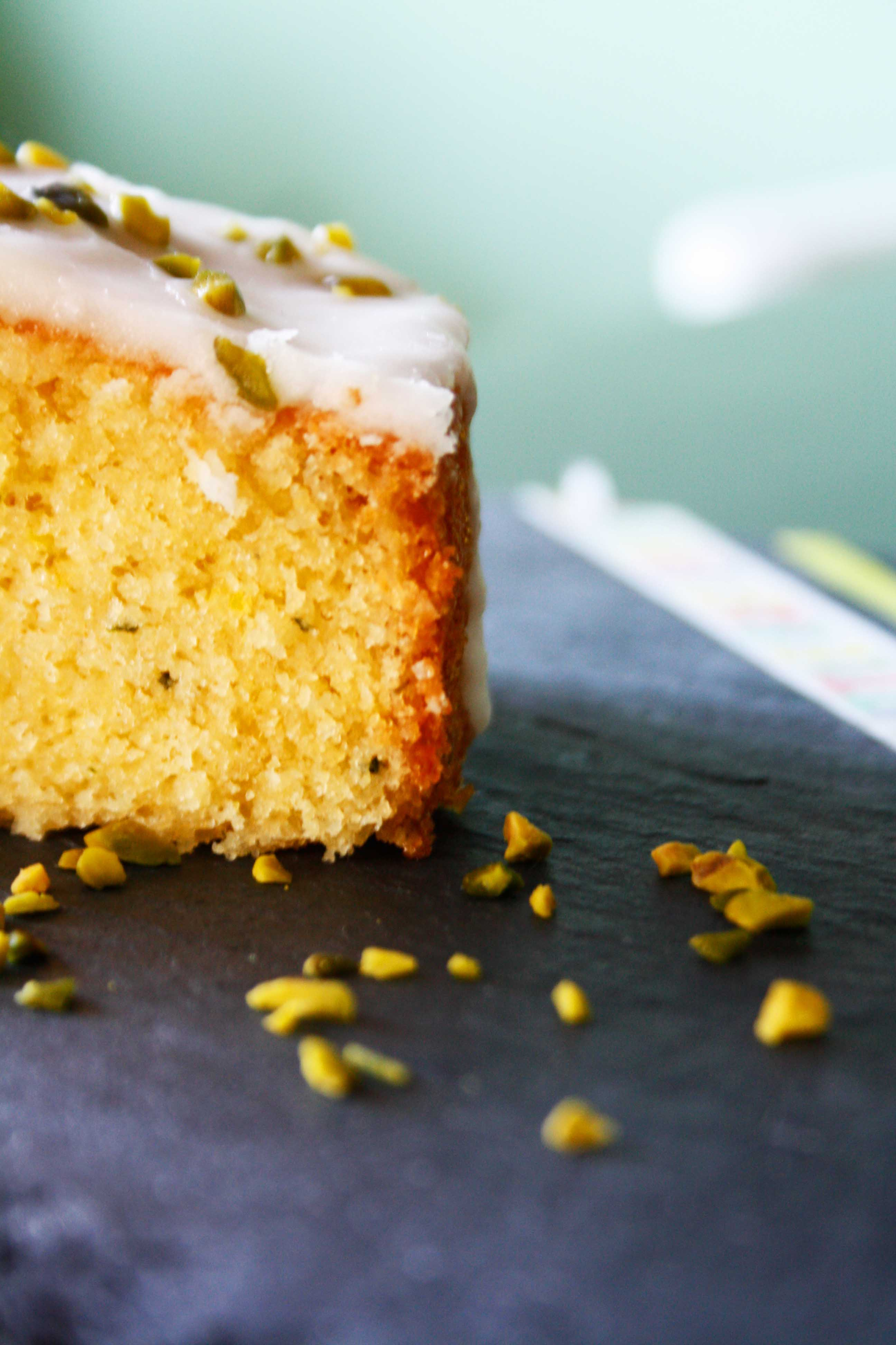 Thymian-Zitronen-Kuchen
