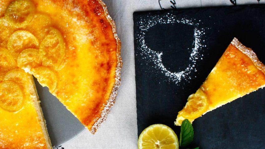 Crostata al limone by http://babyrockmyday.com/crostata-al-limone/