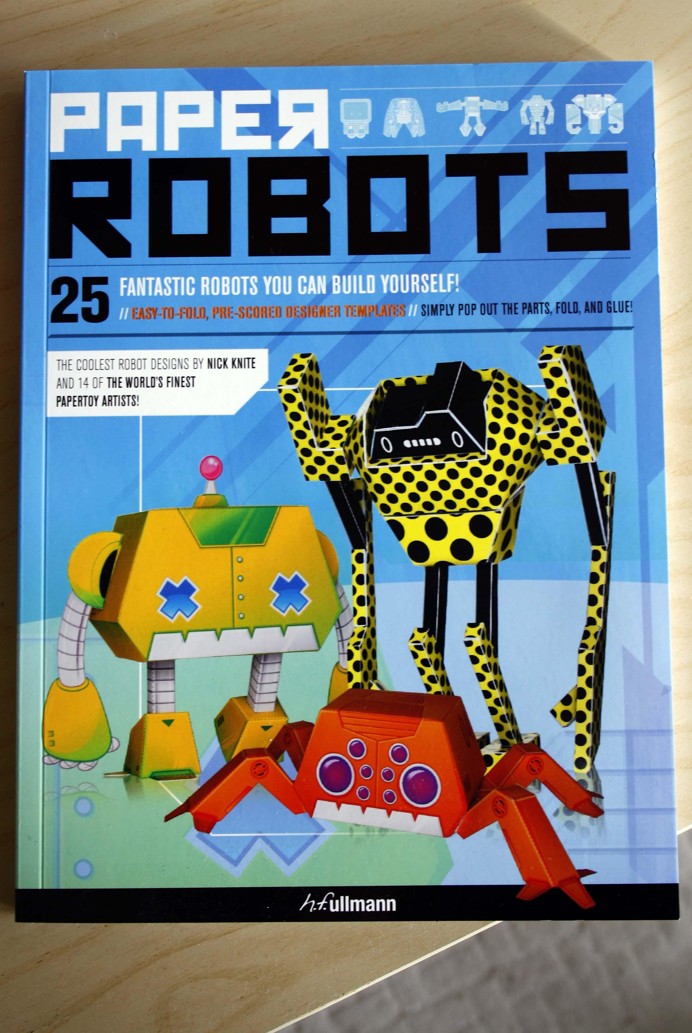 Paper Robots babyrockmyday