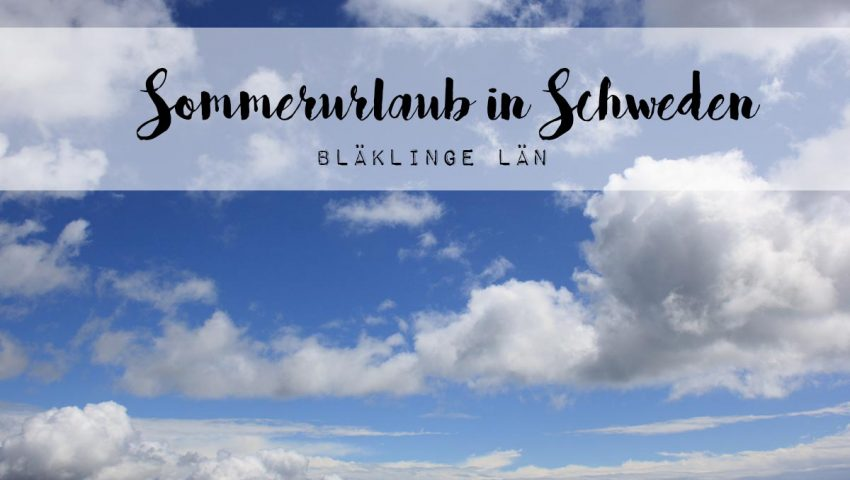 Sommerurlaub in Schweden // Summer Holidays in Sveden by http://babyrockmyday.com/schweden/