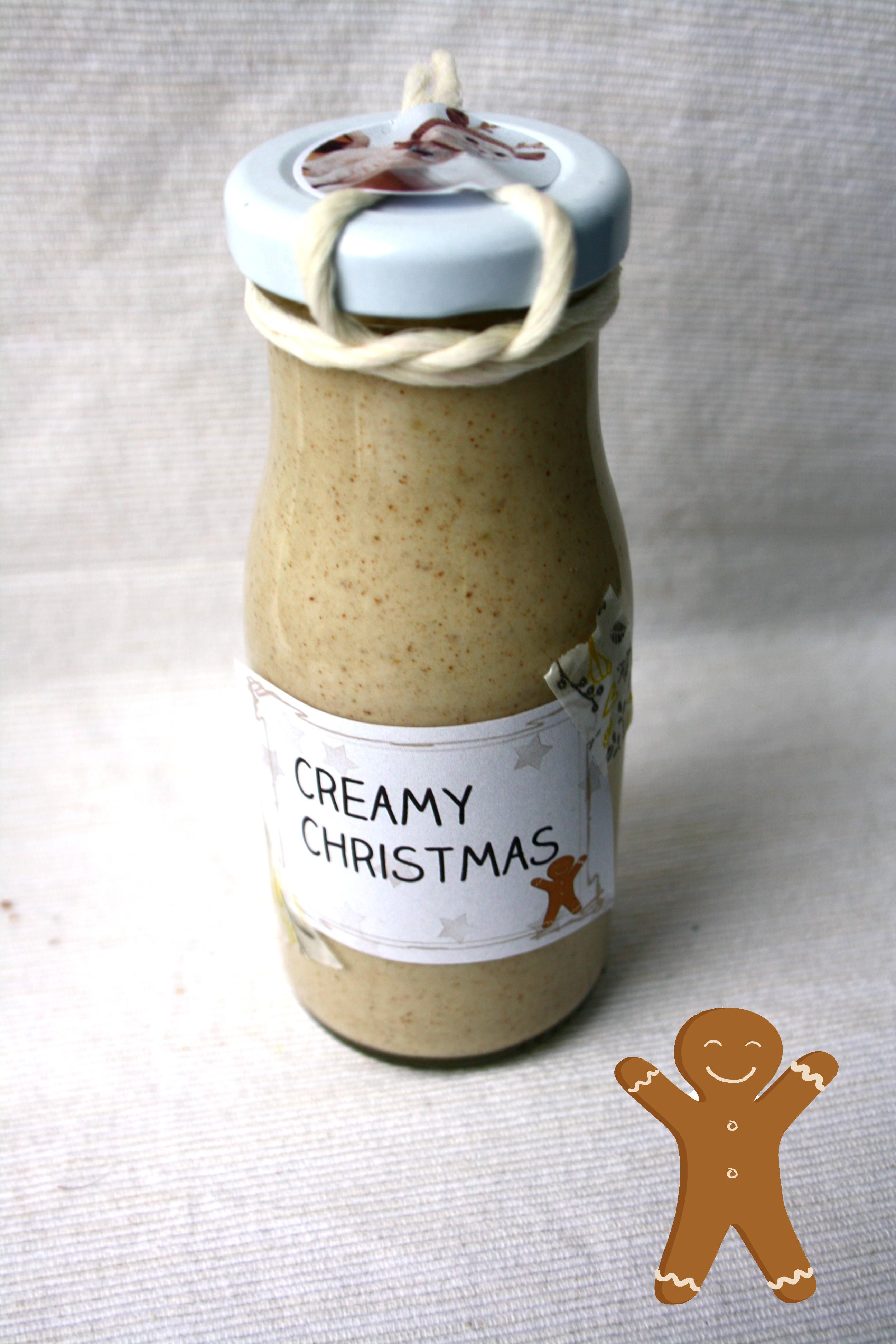 Creamy Christmas Drink