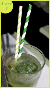 Lime Secco Drink