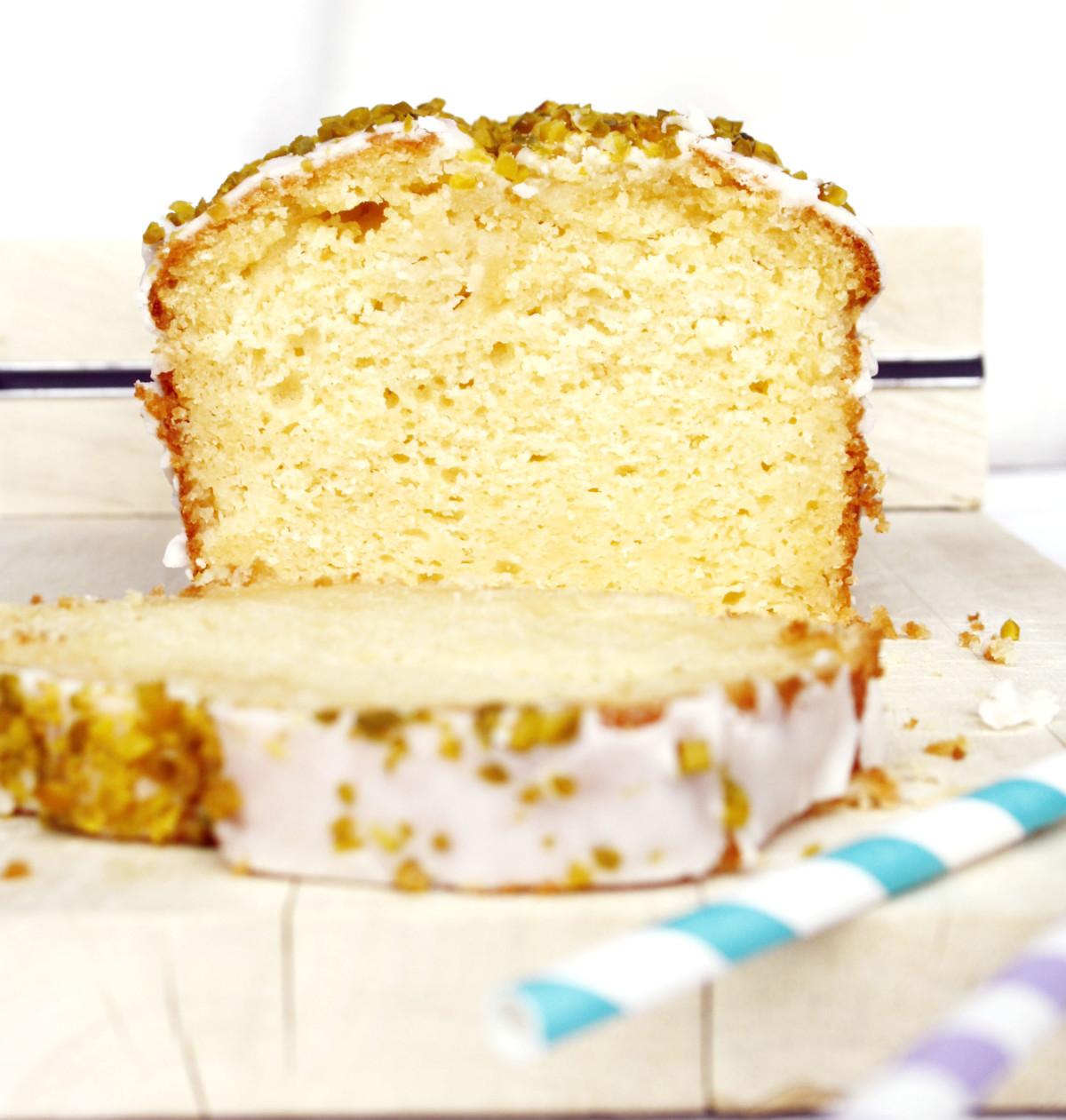 Joghurt Limetten Kuchen