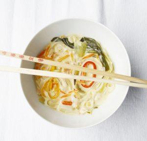Pak Choi Suppe