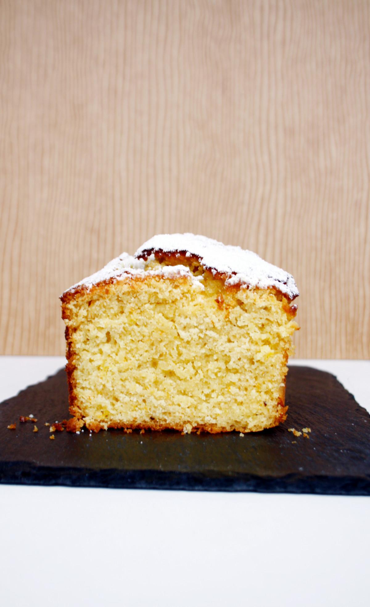 Orangen Nuss Kuchen