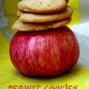 Erdnuss Kekse