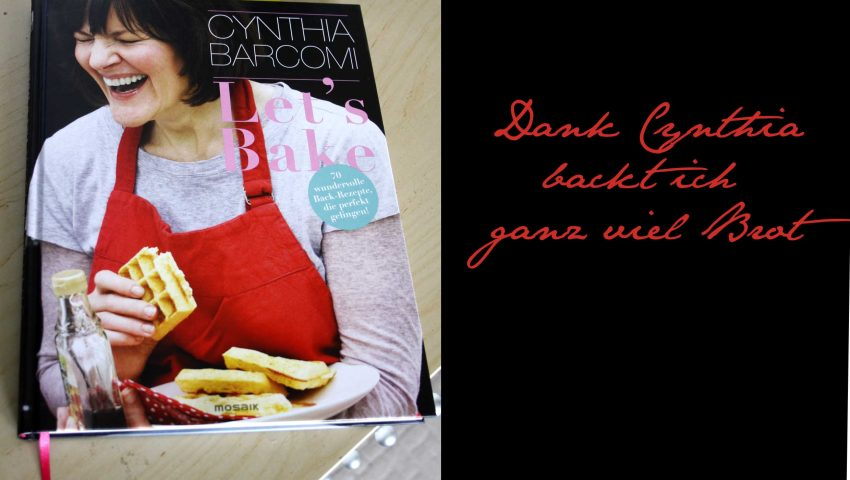Cynthia Barcomi Let´s Bake babyrockmyday