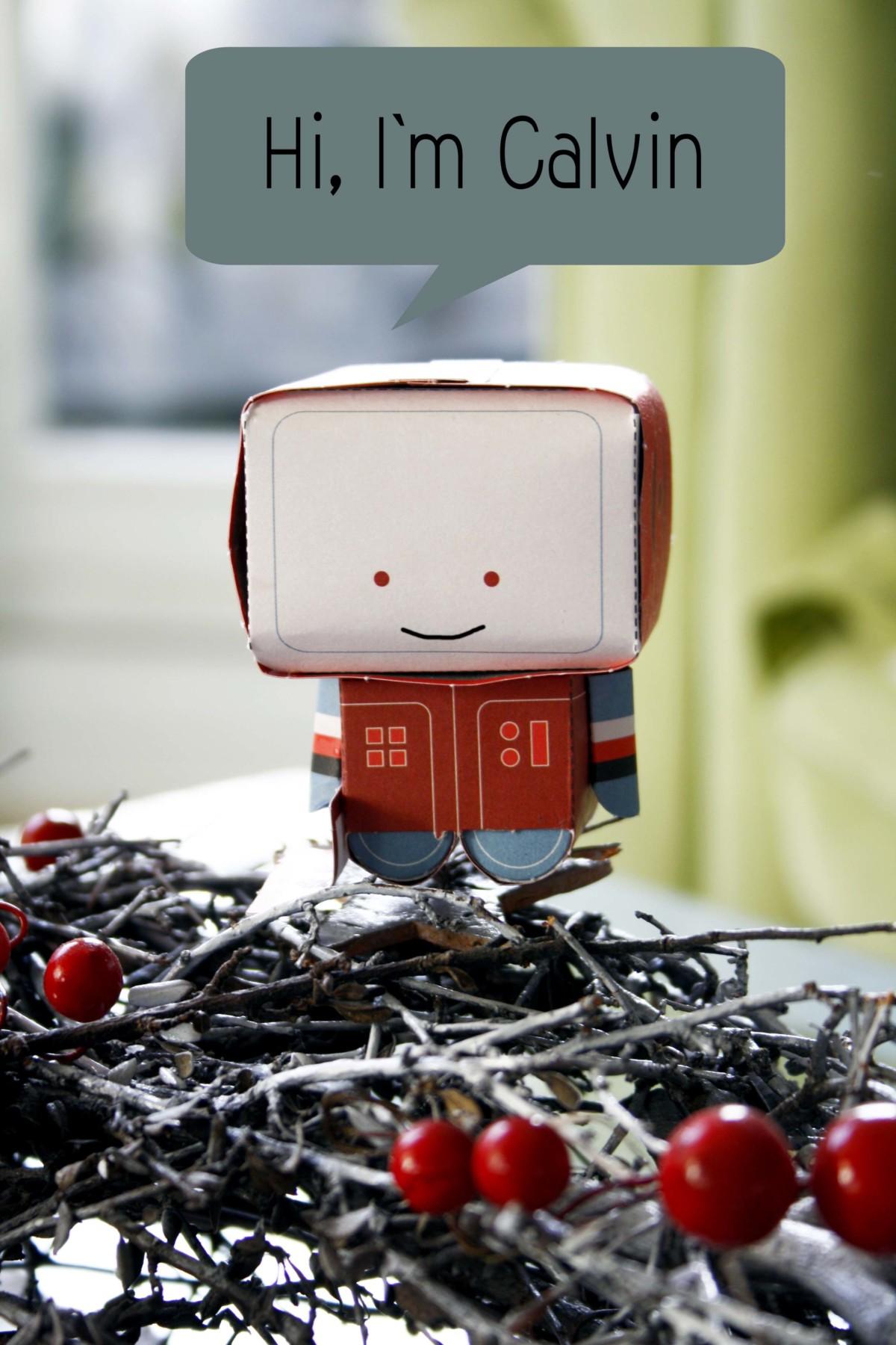Paper Robots Nick Knite babyrockmyday