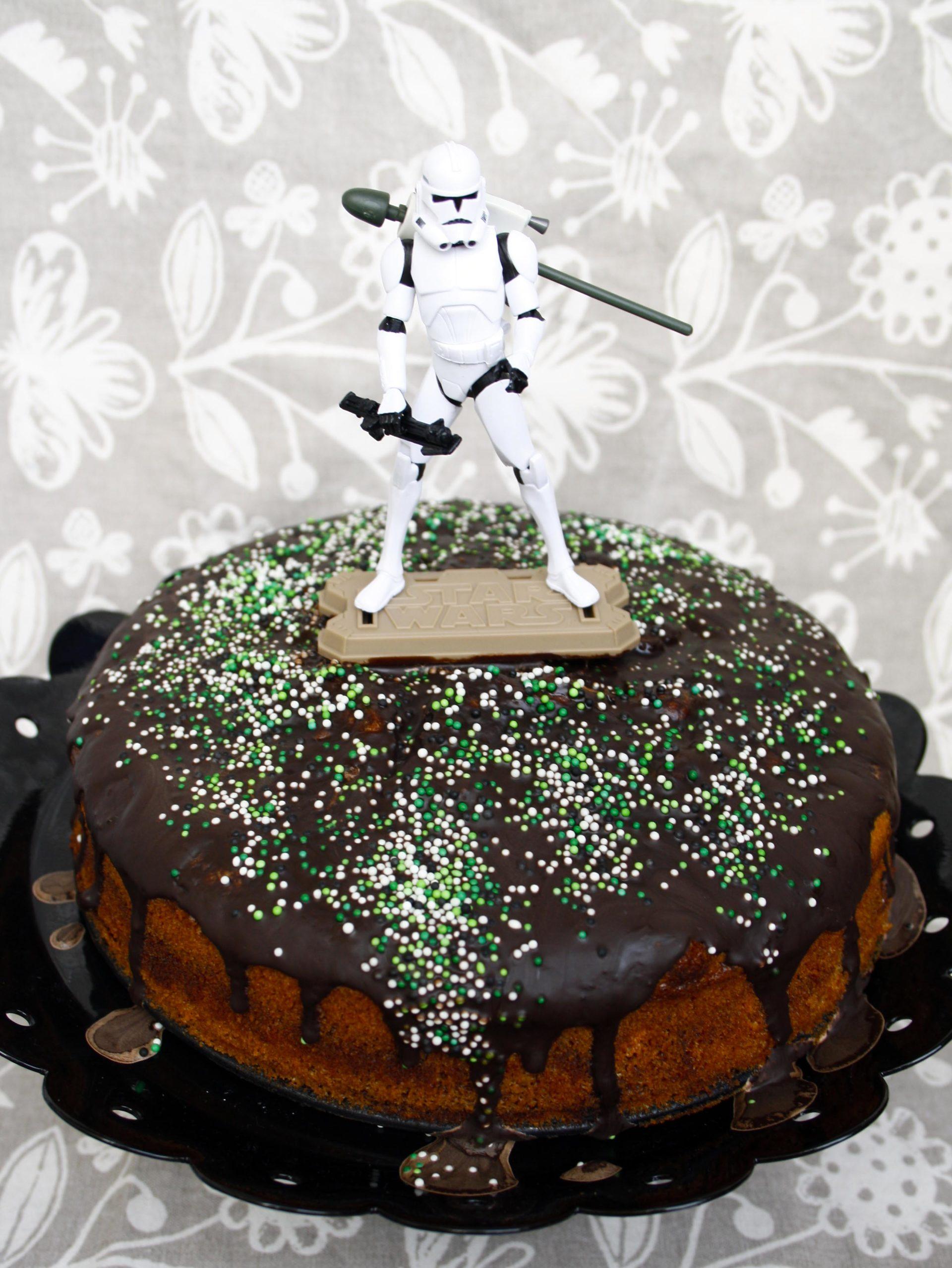 Zebra Kuchen
