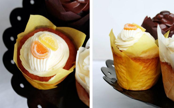 Pina Colada Cupcakes by http://babyrockmyday.com/pina-colada-cupcakes/