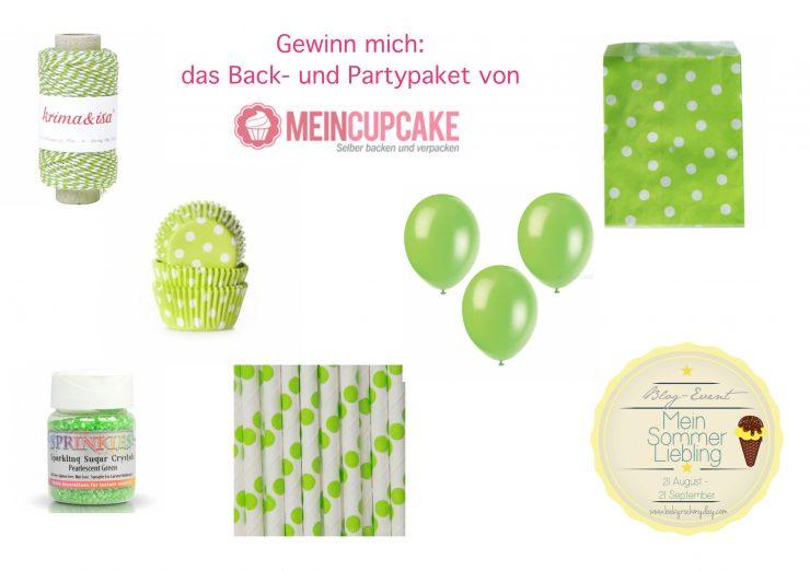 Gewinn Cupcake.de