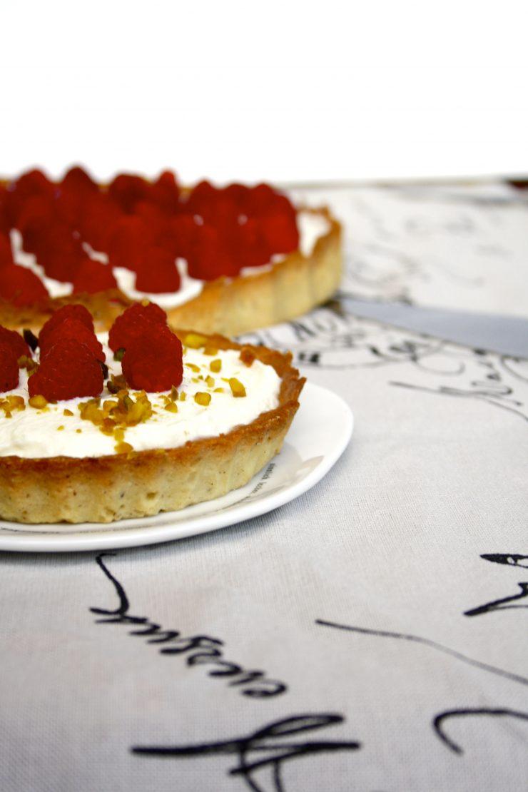 Himbeer Tarte / Raspberry Tarte