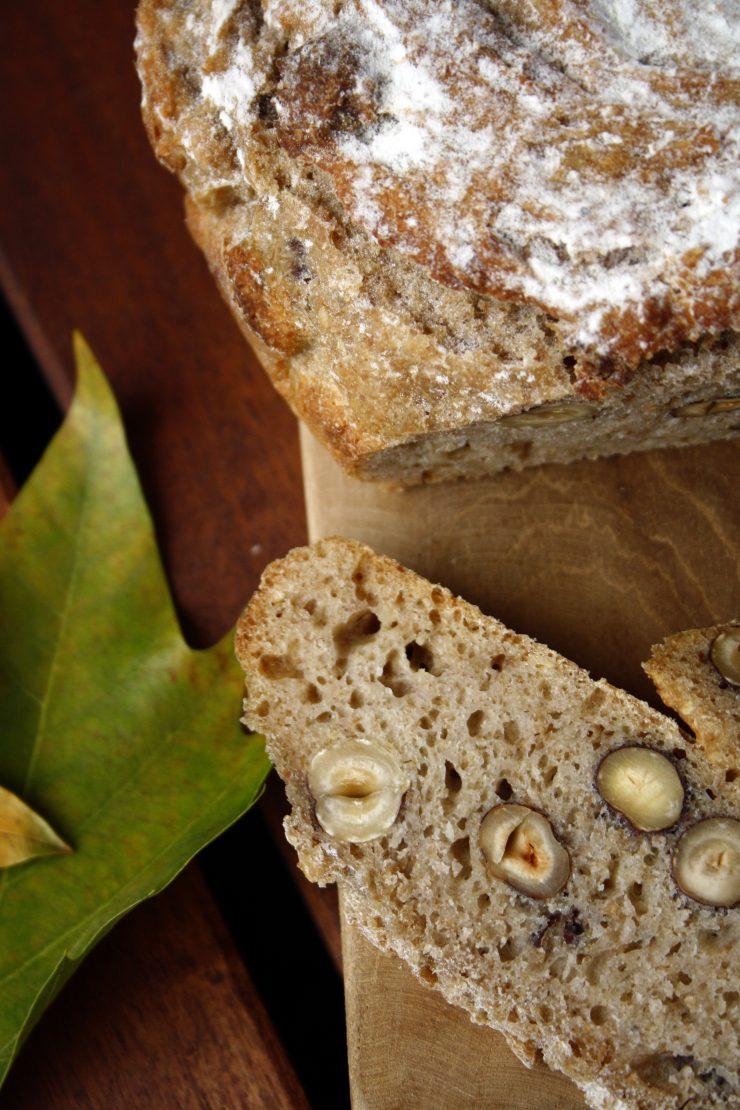 Apfel-Haselnuss-Brot 10