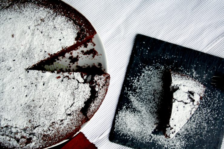 Mississippi Mud Pie by http://babyrockmyday.com/mississippi-mud-pie-xmas/