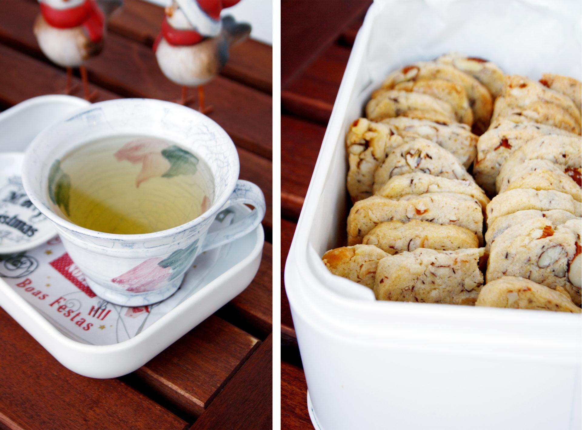 Schweizer Nusstaler // Swiss Cookies with Nuts by http://babyrockmyday.com/schweizer-nusstaler/
