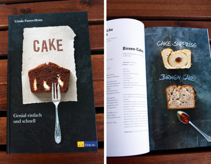 Cake Backbuch A