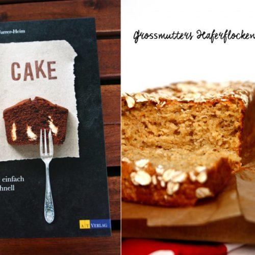 Grossmutters Haferflocken-Cake // Grandma´s Cake with Oats by http://babyrockmyday.com/grossmutters-haferflocken-cake/