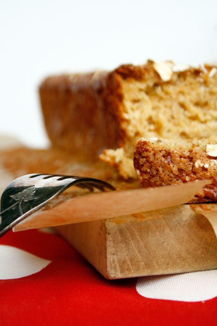 Grossmutters Haferflocken-Cake 4