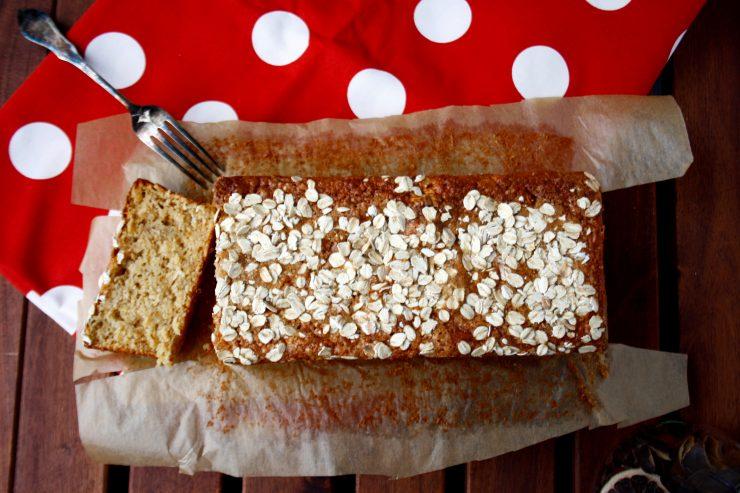 Grossmutters Haferflocken-Cake 5