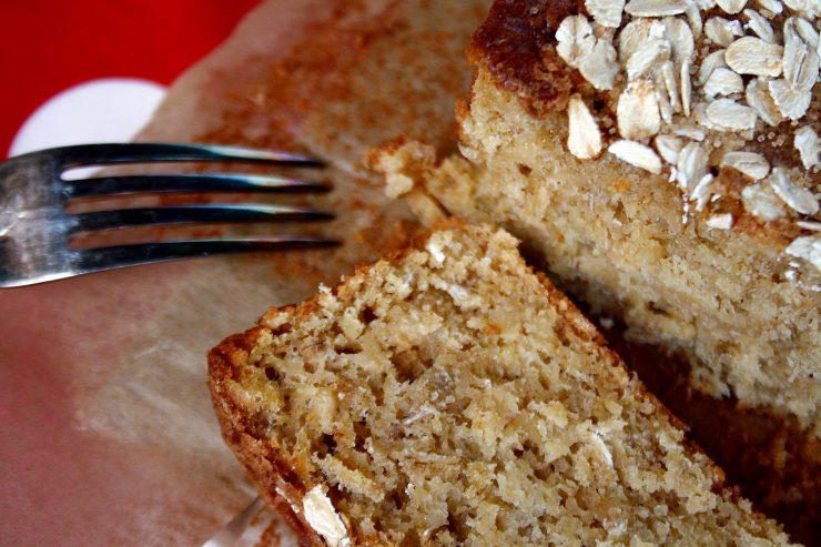 Grossmutters Haferflocken-Cake 8