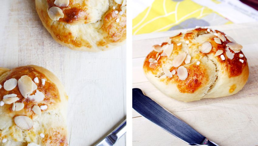 Hefeknoten für das perfekte Frühstück // Sweet buns http://babyrockmyday.com/hefeknoten/