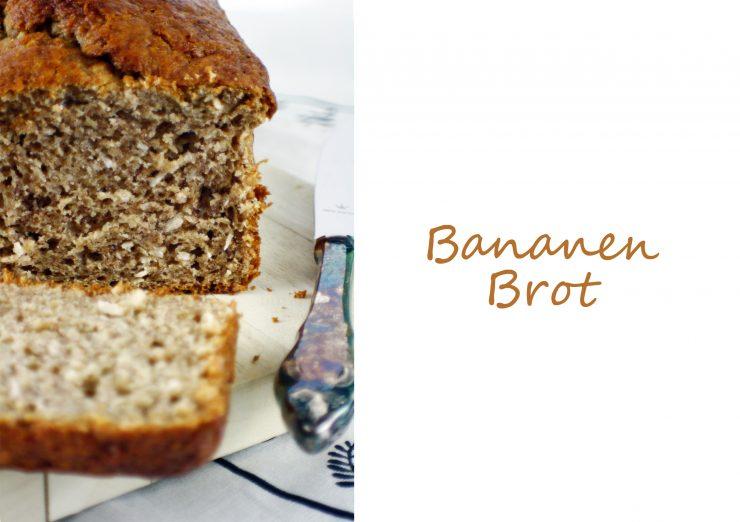 Bananen-Brot // Banana Bread