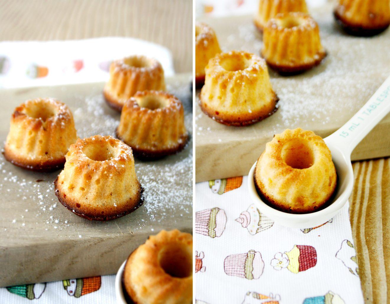Griechische Honig Mini Gugel