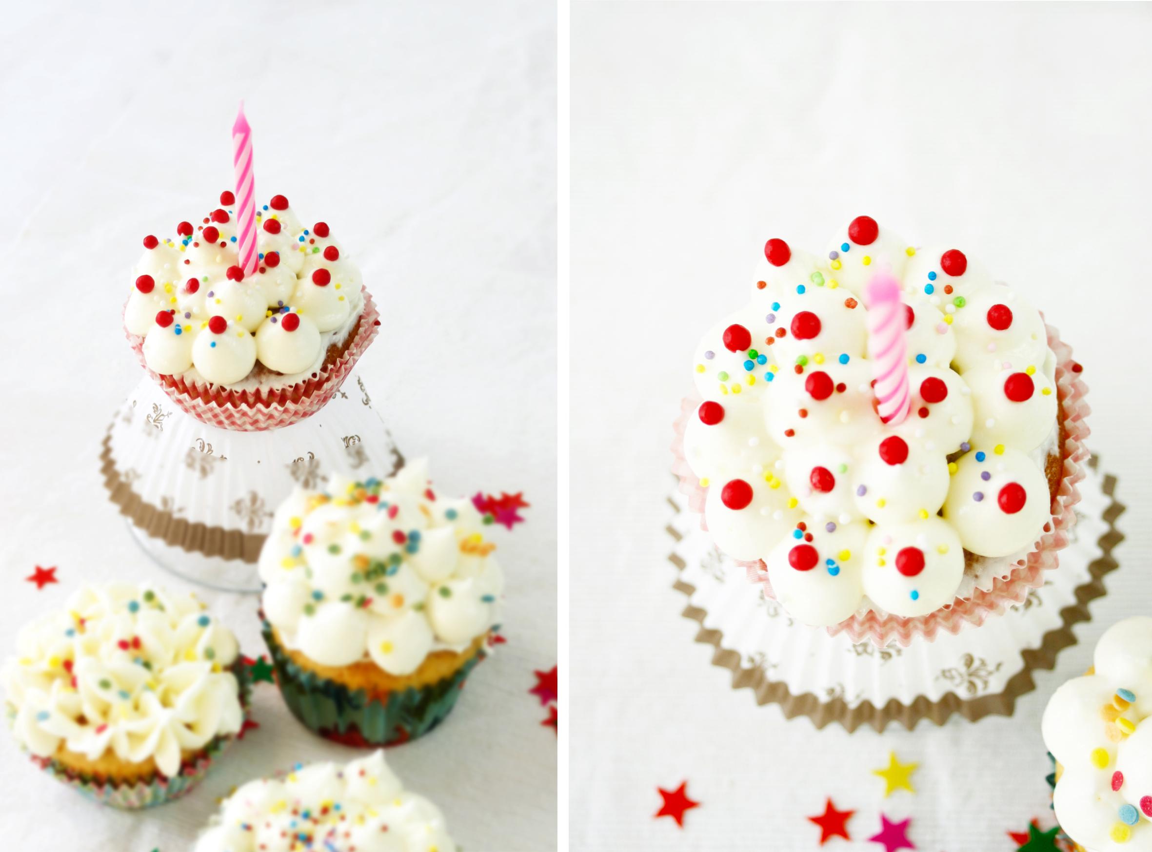 Muffin Geburtstag C