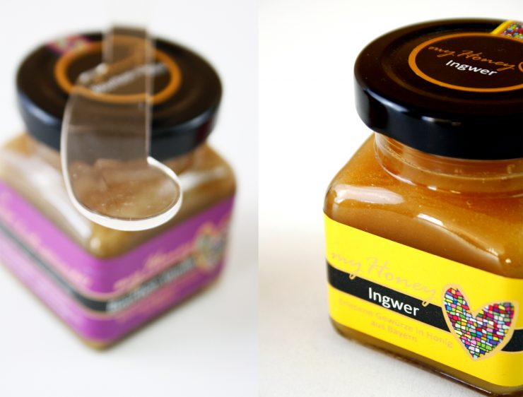 Honig aus Handarbeit