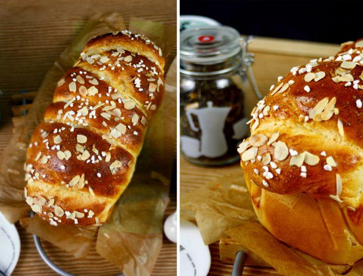 Frühstücks Brioche // Yeast Bread