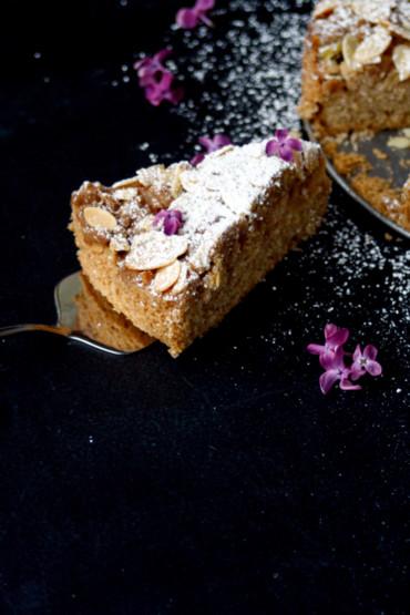 Rhabarber Streusel Kuchen 6