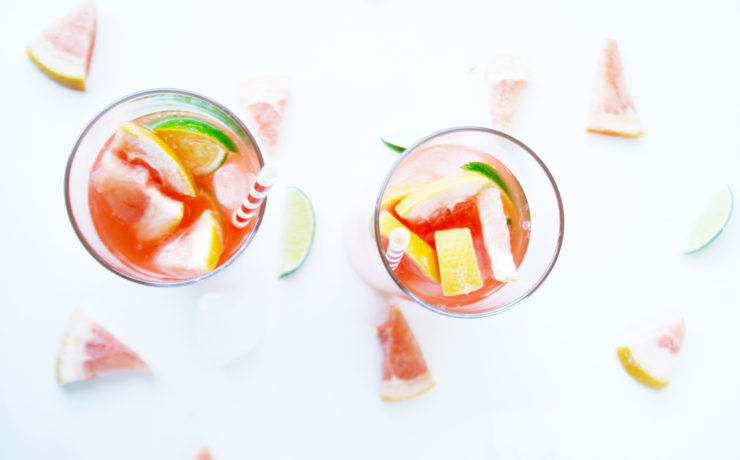 Grapefruit Cooler