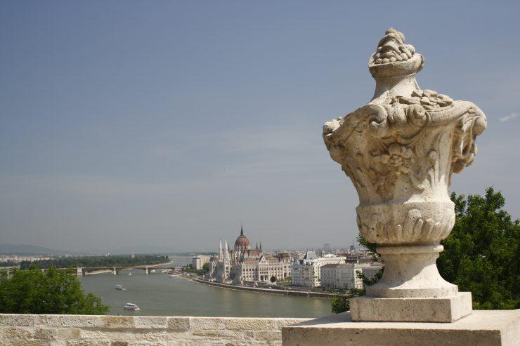 Städte Trip Budapest