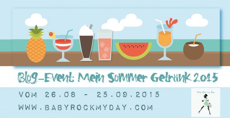 Blog Event Mein Sommer Getränk 2015
