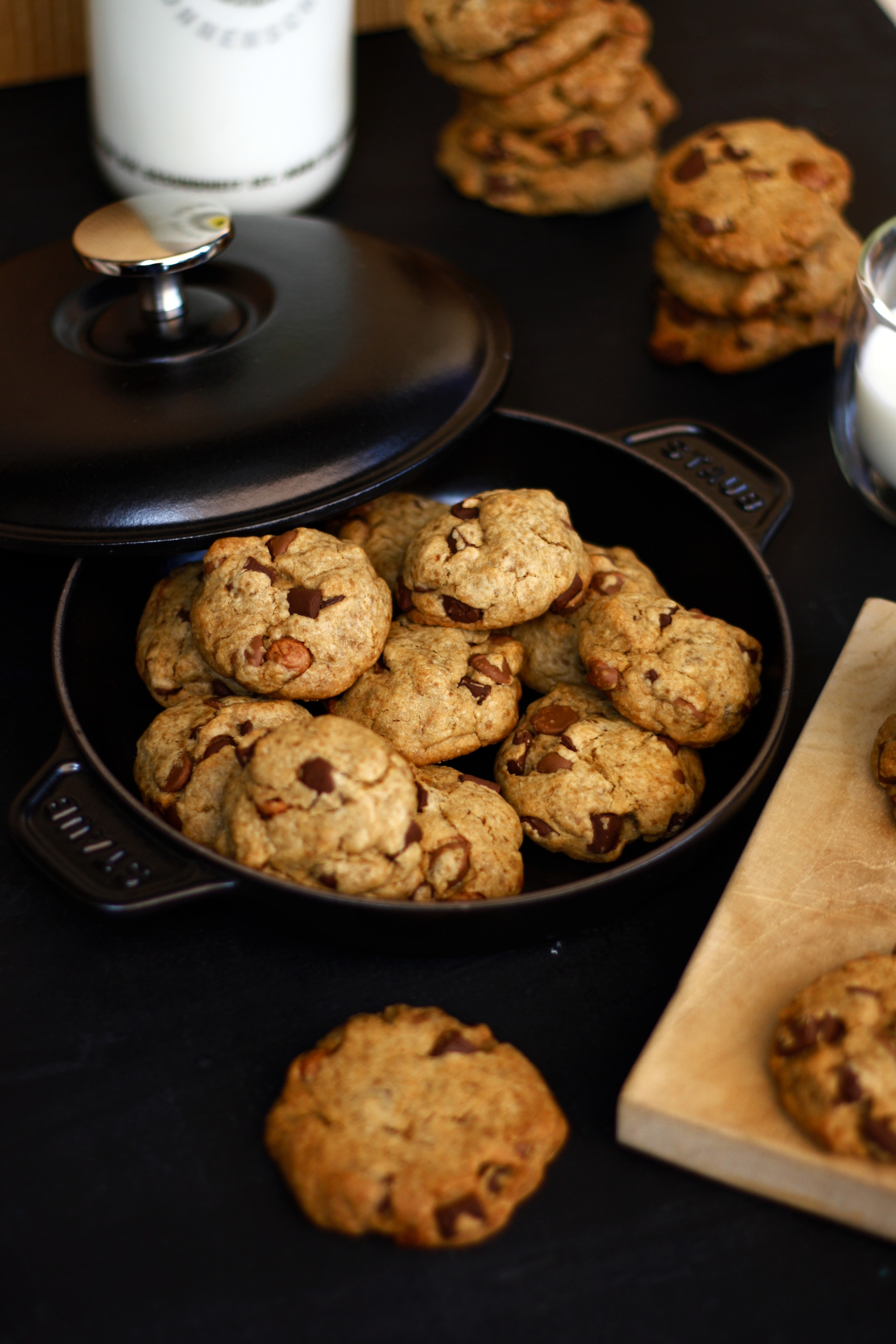 Chocolate Chip Cookies by http://babyrockmyday.com/chocolate-chip-cookies/