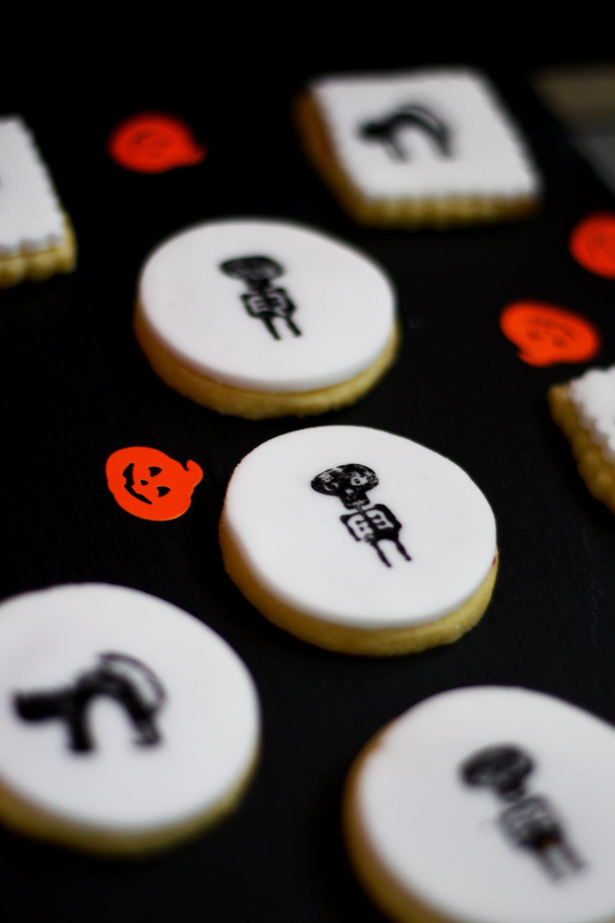Halloween Party Kekse