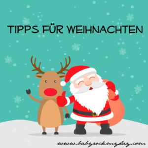 Tipps für Weihnachten http://babyrockmyday.com/weihnachtstipps/ Grafik by http://de.freepik.com/