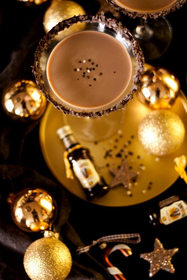 Tipps für Weihnachten Amarula Schoko Drink // Amarula Chocolate Cocktail by http://babyrockmyday.com/amarula-schoko-drink/